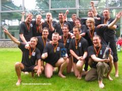 Tauchclub Bamberg, Deutscher Meister im Unterwasserrugby 2010